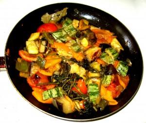 Légumes (accompagnements)